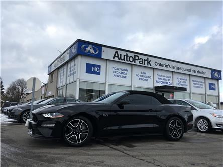 2018 Ford Mustang GT Premium (Stk: 18-66833) in Brampton - Image 1 of 26