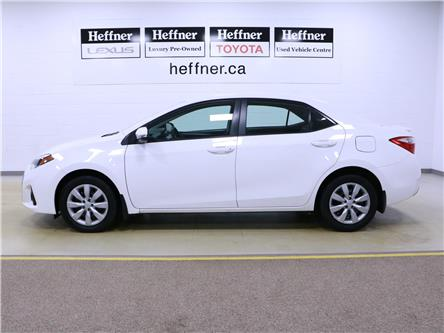2016 Toyota Corolla S (Stk: 196183) in Kitchener - Image 2 of 31