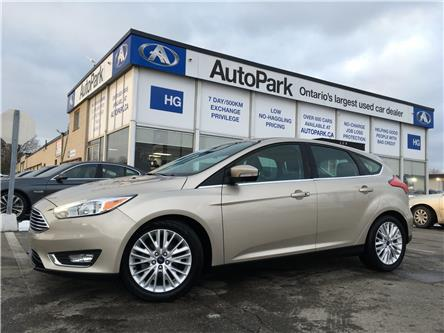 2018 Ford Focus Titanium (Stk: 18-96156) in Brampton - Image 1 of 27