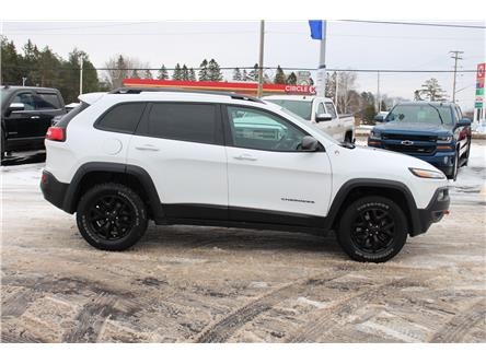 2018 Jeep Cherokee Trailhawk (Stk: 7295-19A) in Sault Ste. Marie - Image 2 of 26
