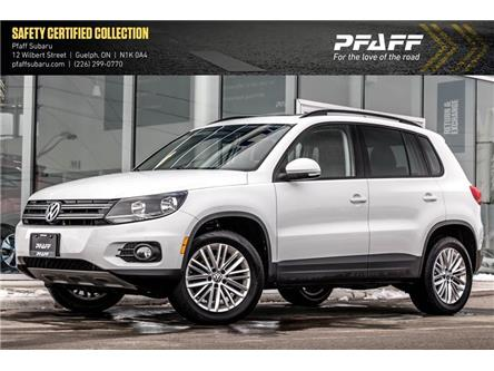 2015 Volkswagen Tiguan Special Edition (Stk: S00416A) in Guelph - Image 1 of 22