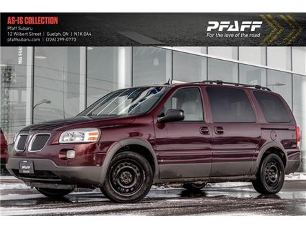 2007 Pontiac Montana SV6  (Stk: SU0119A) in Guelph - Image 1 of 12