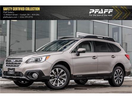 2017 Subaru Outback 3.6R Limited (Stk: SU0139) in Guelph - Image 1 of 22