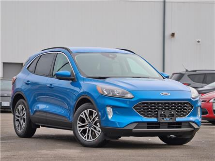 2020 Ford Escape SEL (Stk: 20ES084) in St. Catharines - Image 1 of 23