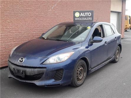 2012 Mazda Mazda3 Sport GS-SKY (Stk: SUB2161TA) in Charlottetown - Image 1 of 6