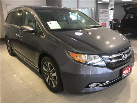 2016 Honda Odyssey Touring (Stk: 16534A) in North York - Image 1 of 21