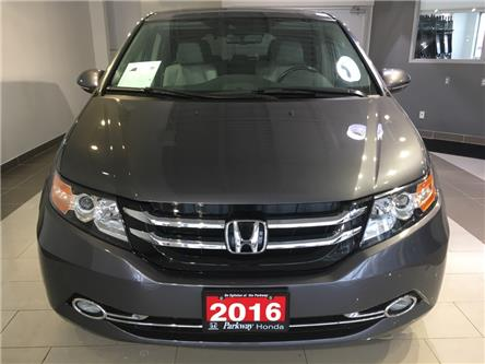 2016 Honda Odyssey Touring (Stk: 16534A) in North York - Image 2 of 21