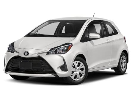 2019 Toyota Yaris CE (Stk: 1962441) in Edmonton - Image 1 of 9