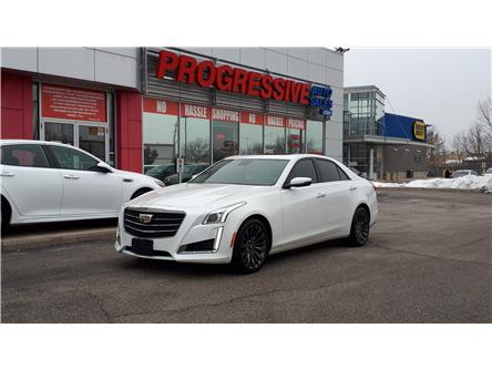 2017 Cadillac CTS 3.6L Luxury (Stk: H0208041) in Sarnia - Image 1 of 9
