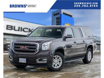 2016 GMC Yukon XL SLT (Stk: 4302A) in Dawson Creek - Image 1 of 18