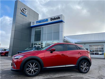 2016 Mazda CX-3 GT (Stk: UT350) in Woodstock - Image 1 of 23