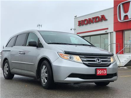 2013 Honda Odyssey EX (Stk: H6502A) in Waterloo - Image 1 of 2