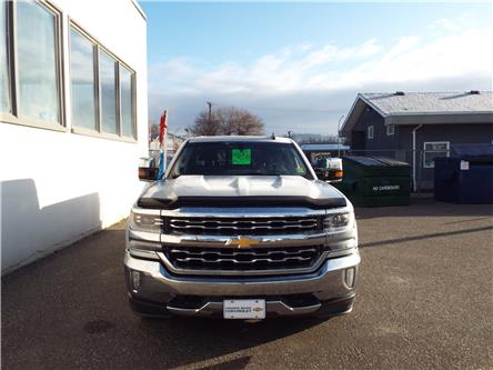 2016 Chevrolet Silverado 1500 LTZ (Stk: 8711) in Quesnel - Image 2 of 20
