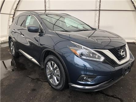 2018 Nissan Murano SL (Stk: 16335A) in Thunder Bay - Image 1 of 19