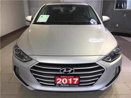 2017 Hyundai Elantra GLS (Stk: 16387B) in North York - Image 2 of 17