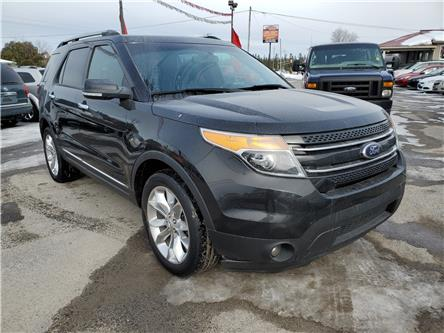 2014 Ford Explorer Limited (Stk: ) in Kemptville - Image 1 of 22