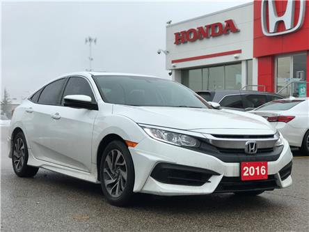 2016 Honda Civic EX (Stk: H6488A) in Waterloo - Image 1 of 2