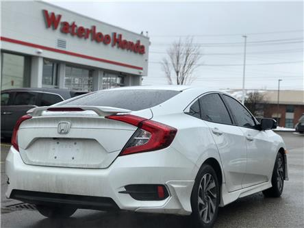 2016 Honda Civic EX (Stk: H6488A) in Waterloo - Image 2 of 2