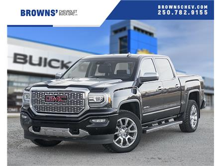 2018 GMC Sierra 1500 Denali (Stk: T19-555A) in Dawson Creek - Image 1 of 16
