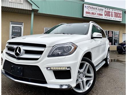 2015 Mercedes-Benz GL-Class Base (Stk: 488905) in Bolton - Image 1 of 28