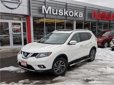 2016 Nissan Rogue SL Premium (Stk: UC182) in Bracebridge - Image 1 of 5
