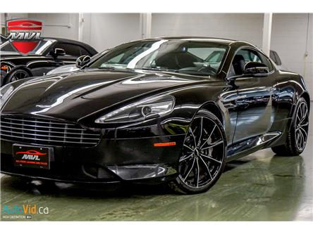 2016 Aston Martin DB9 GT (Stk: ) in Oakville - Image 1 of 35