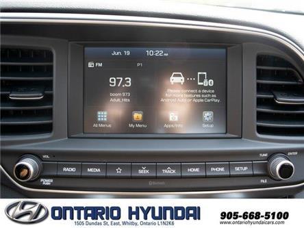 2019 Hyundai Elantra Preferred (Stk: 801018) in Whitby - Image 2 of 18