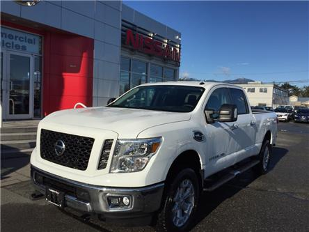 2019 Nissan Titan XD SV Gas (Stk: N98-8409) in Chilliwack - Image 1 of 15