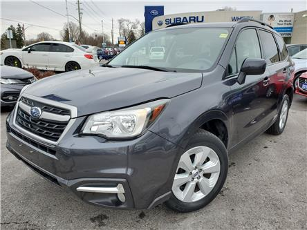 2017 Subaru Forester 2.5i Convenience (Stk: U3760LD) in Whitby - Image 1 of 25