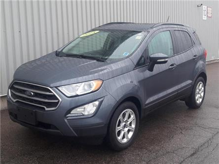 2018 Ford EcoSport SE (Stk: X4818A) in Charlottetown - Image 1 of 19