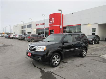2013 Honda Pilot Touring (Stk: 27738A) in Ottawa - Image 1 of 24