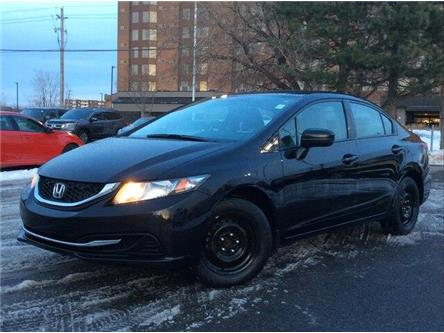 2015 Honda Civic LX (Stk: P4812) in Ottawa - Image 1 of 24