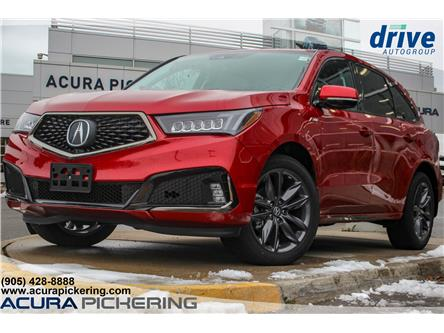 2019 Acura MDX A-Spec (Stk: AT198) in Pickering - Image 1 of 23