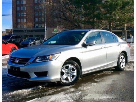 2014 Honda Accord LX (Stk: P4817) in Ottawa - Image 1 of 24