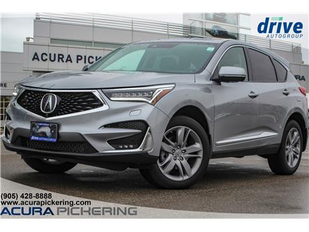 2019 Acura RDX Platinum Elite (Stk: AT308) in Pickering - Image 1 of 26