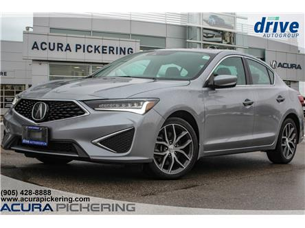 2019 Acura ILX Premium (Stk: AT339) in Pickering - Image 1 of 22