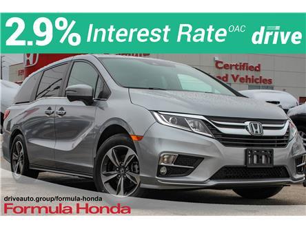 2018 Honda Odyssey EX-L (Stk: B11559) in Scarborough - Image 1 of 33