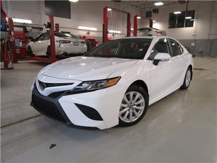 2019 Toyota Camry SE (Stk: 198034) in Moose Jaw - Image 1 of 39