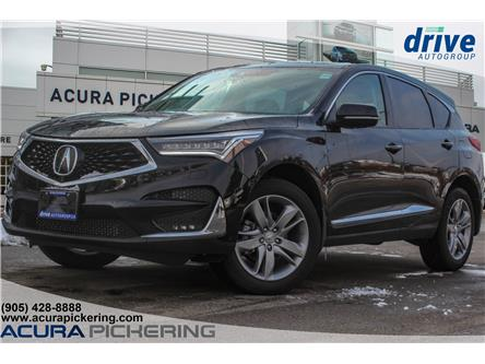 2019 Acura RDX Platinum Elite (Stk: AT555) in Pickering - Image 1 of 30