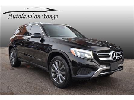 2016 Mercedes-Benz GLC-Class Base (Stk: C35317B) in Thornhill - Image 1 of 27