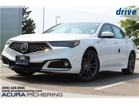 2019 Acura TLX Elite A-Spec (Stk: AT458) in Pickering - Image 1 of 37