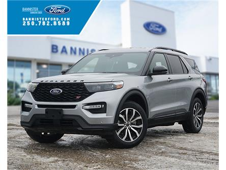 2020 Ford Explorer ST (Stk: S202400) in Dawson Creek - Image 1 of 19