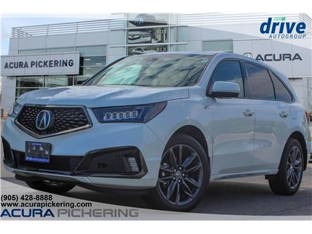 2019 Acura MDX A-Spec (Stk: AT143) in Pickering - Image 1 of 33