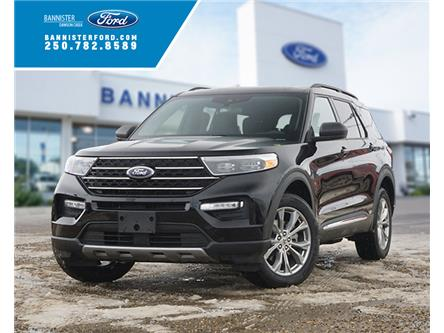 2020 Ford Explorer XLT (Stk: S202448) in Dawson Creek - Image 1 of 19