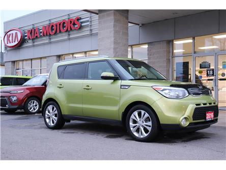 2016 Kia Soul EX+ (Stk: 17052A) in Cobourg - Image 1 of 22