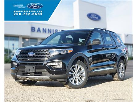 2020 Ford Explorer XLT (Stk: S202444) in Dawson Creek - Image 1 of 17