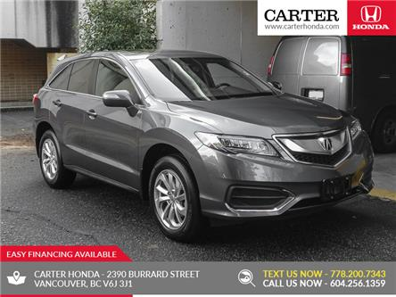 2018 Acura RDX Tech (Stk: 8L17361) in Vancouver - Image 1 of 24