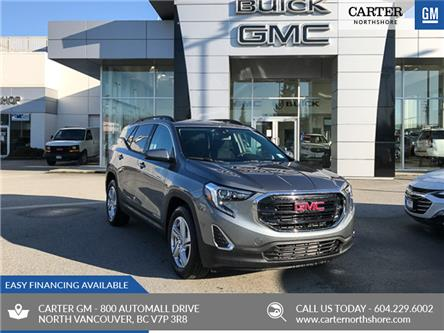 2020 GMC Terrain SLE (Stk: T49880) in North Vancouver - Image 1 of 13