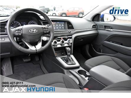 2020 Hyundai Elantra Preferred w/Sun & Safety Package (Stk: P4867R) in Ajax - Image 2 of 32