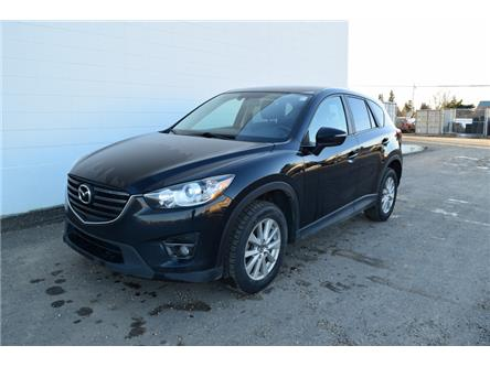 2016 Mazda CX-5 GS (Stk: PO1811A) in Dawson Creek - Image 1 of 13